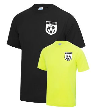 Funny Fancy Dress Football Referee T Shirt